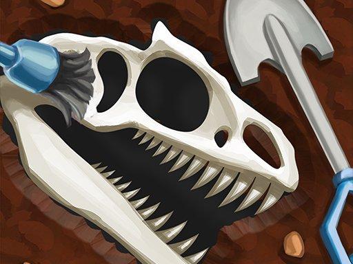 Dino Quest  Dig  Discover Dinosaur Fossil  Bone