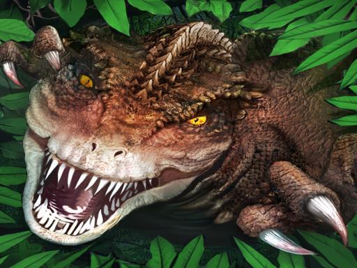 DINO WORLD  Jurassic dinosaur game