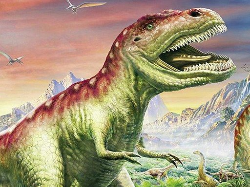 Dinosaurs Jigsaw Puzzle Collection