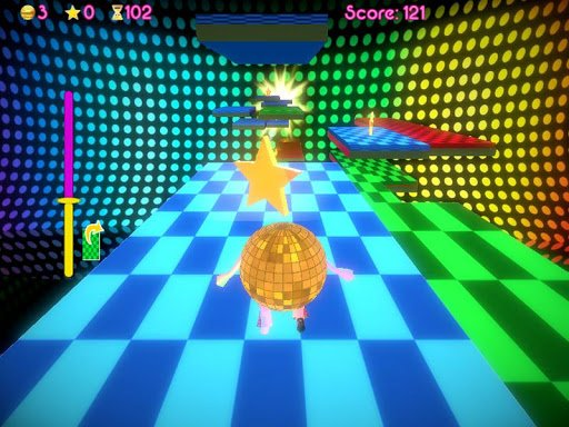 Disco Jumper