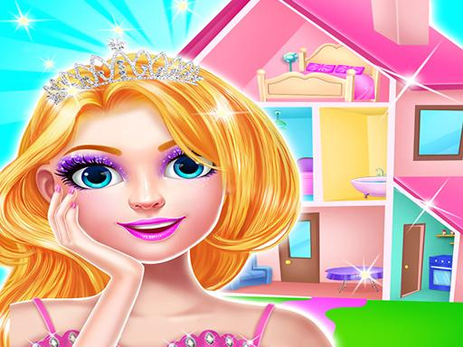 Doll House Decoration  Home Design Game for Girls