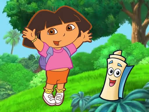 Dora Hidden Maps