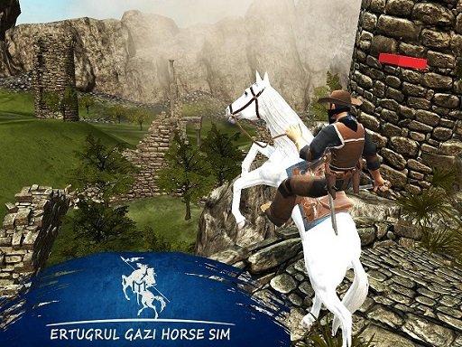 Ertugrul Gazi Horse Sim