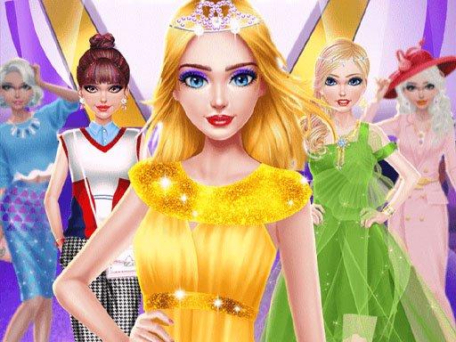 Fashion Icon - Model Makeover