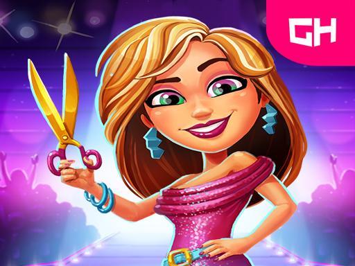 Fashion World - Dress Up & Makeup Salon game Onlin