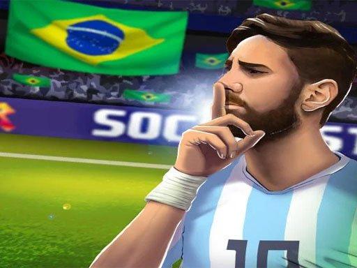 Fifa World Cup 2021 : Free Kick