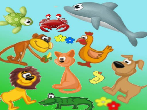 Find Animal - Animal Touch