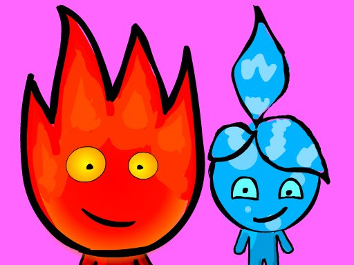 Fireboy and Watergirl.IO