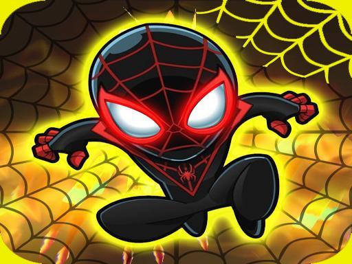 Flip SpiderMan Hero  Spderman Hook Online Games
