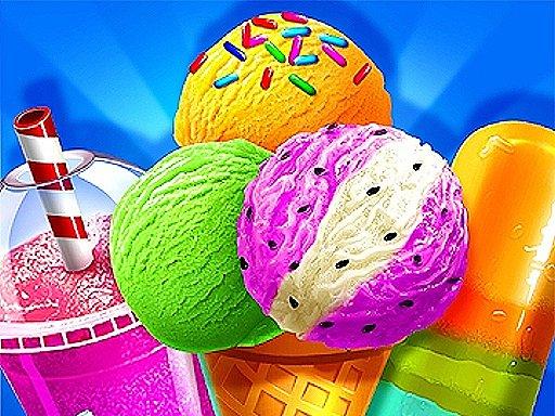 Frosty Ice Cream!