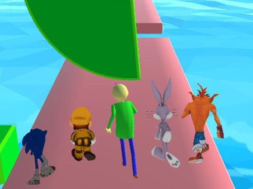 Fun Race 3D  baldis basics