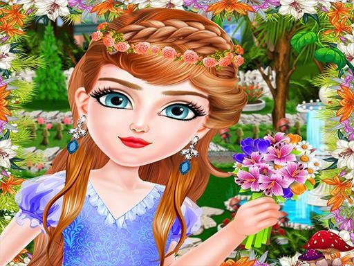Garden Decoration Game simulator Play online