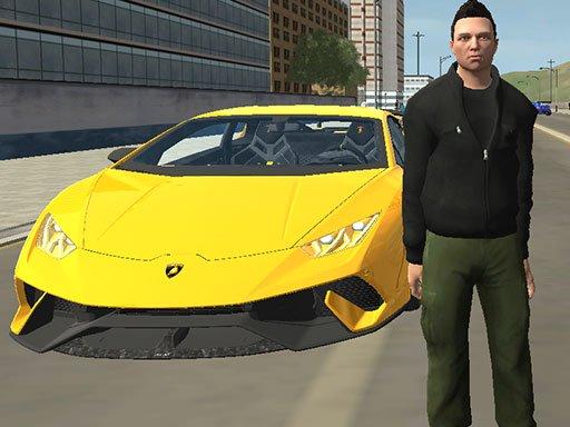 Grand City Car Thief