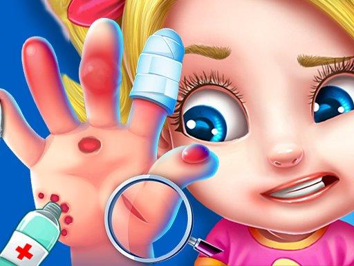 Hand Doctor  Hospital Game