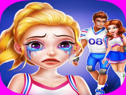 HighSchool Cheerleader