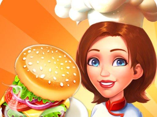 Hot Dog Maker Fastfood  jeu de cuisine