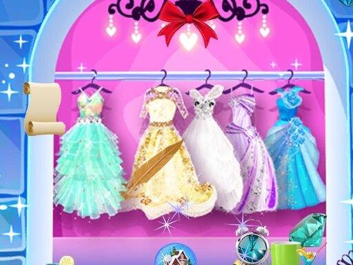 Ice Princess Hidden Object