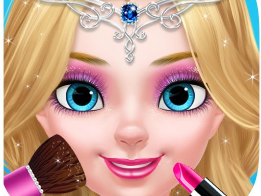 Ice Queen Salon  Frosty Party