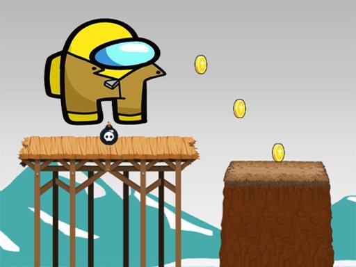 Imposter Run Jump