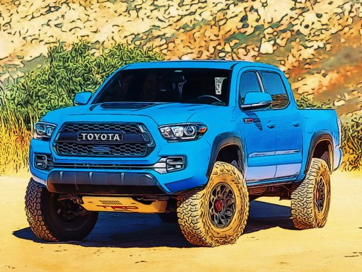 Japanese 4x4 Offroad