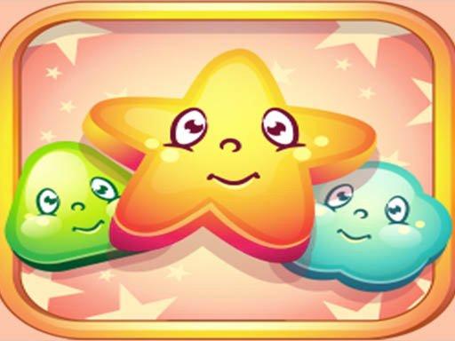 Jellipop MatchDecorate Stars Puzzle Game