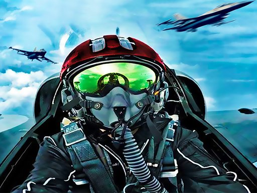 Jet Fighter Air Strike Joint Combat Air Force 2D