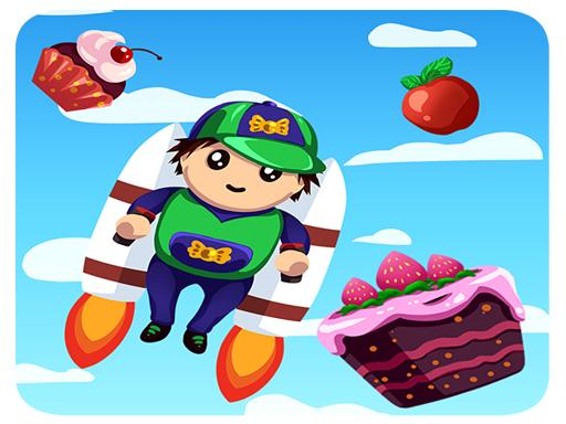 Jetpack Kid  One Touch Game