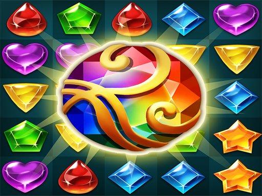 Jewels Atlantis Match3