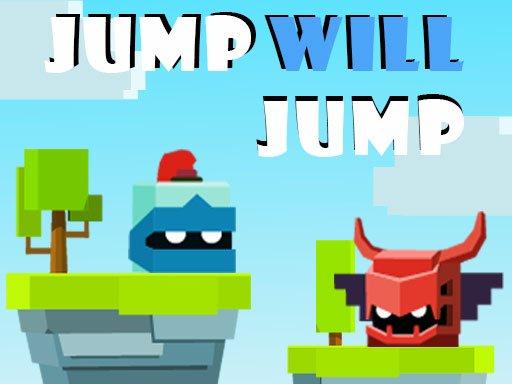 Jump Will Jump