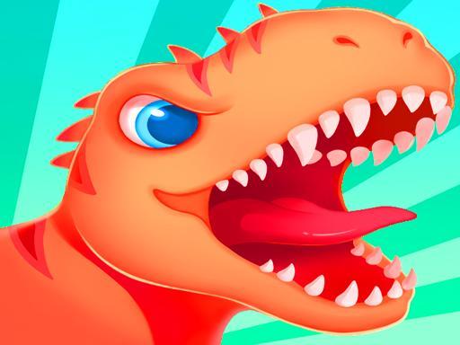 Jurassic Dig  Dinosaur Games online for kids