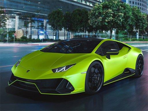 Lamborghini Huracan Evo Slide