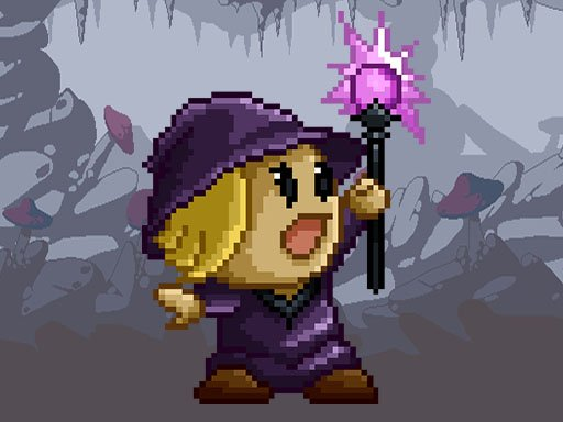 Mage Girl Adventure Game