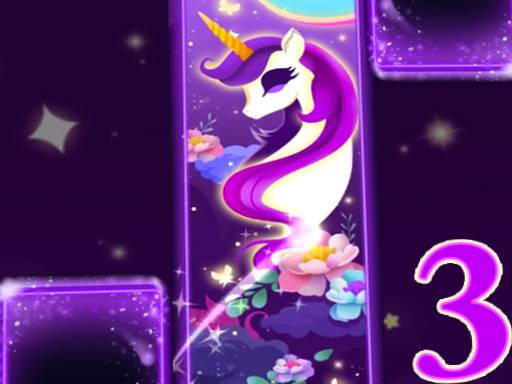 Magic Unicorn Piano tiles 3 Magic Tiles Hot Songs