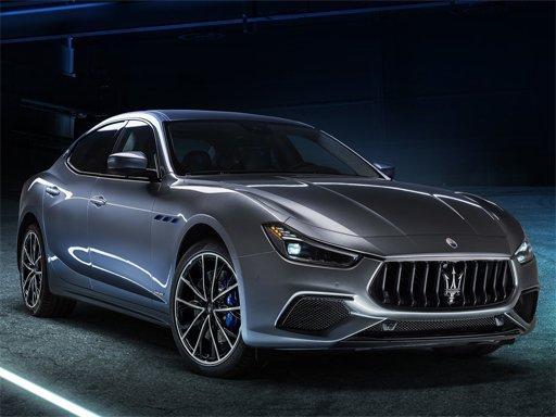 Maserati Ghibli Hybrid Slide