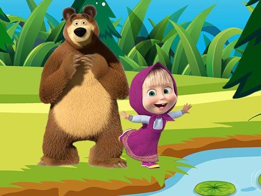 Masha and the Bear Jigsaw Puzzles