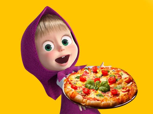 Masha Pizza Maker