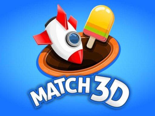 Match 3D  Matching Puzzle