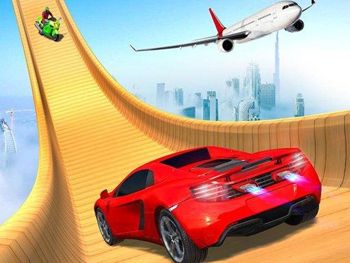 Mega Ramp Car Racing Stunt Free New Car Games 2021