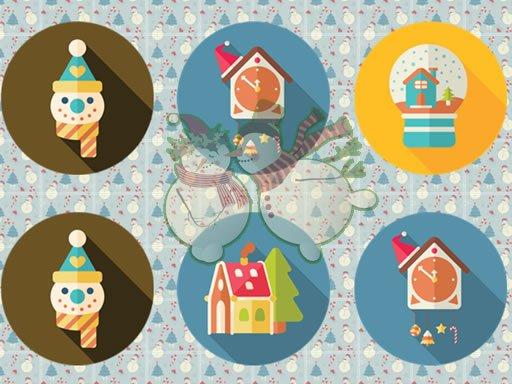 Memory Challenge  Christmas Edition