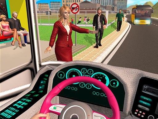 Metro Bus Games 2020