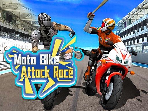 Moto Bike Attack Race