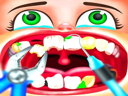 MR Dentist Teeth Doctor