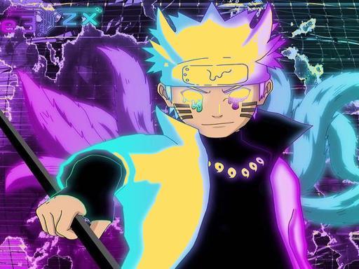 Naruto: Shippuden Flip Game - Endless Hook Online
