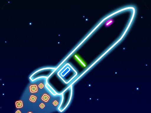 Neon Rocket