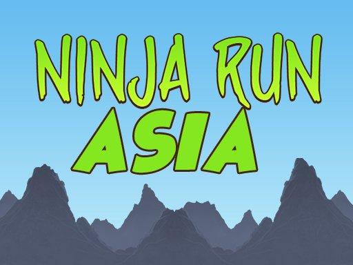 Ninja Run Asia