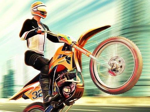 Offroad Real Stunts Bike Race: Bike Racing Game 3D