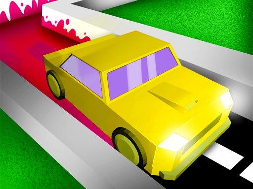 Paint Road  Car Paint 3D