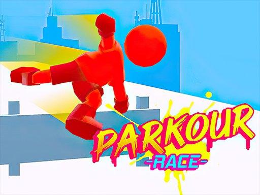 Parkour Race Online