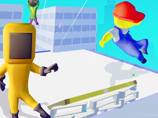 Parkour Run - Race 3D