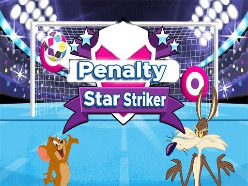 Penalty Star Stiker